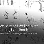 Het huisstijlhandboek, een voorbeeld en waarom heb je er een nodig?